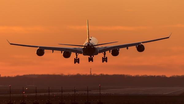 Lufthansa / Airbus A340-642 / D-AIHE