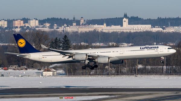 Lufthansa / Airbus A340-642 / D-AIHL