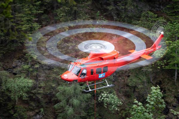 Heli Austria | Bell 412 | OE-XWW