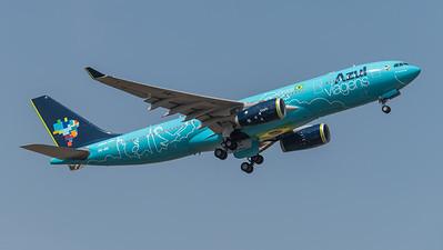 Azul / Airbus A330-243 / PR-AIU / Viagens Livery