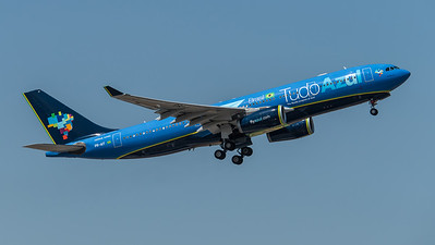 Azul / Airbus A330-243 / PR-AIT / Tudo Azul Livery