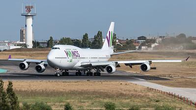 Wamos / Boeing B747-412 / EC-KSM