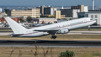 Jordan Aviation / Boeing B767-204(ER) / JY-JAL