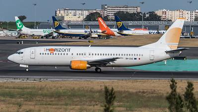 Air Horizont / Boeing B737-436 / 9H-ZAZ