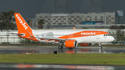 EasyJet / Airbus A320-251N / G-UZHE / Neo Livery