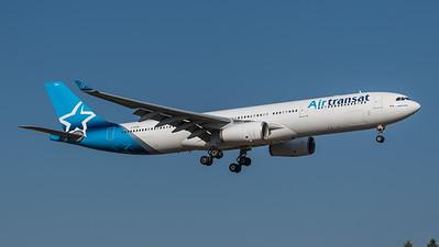 Air Transat / Airbus A330-342 / C-GTSO