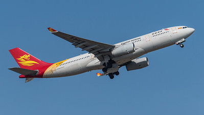 Capital / Airbus A330-243 / B-8982