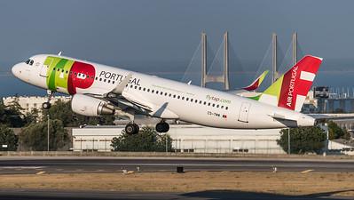 TAP / Airbus A320-214(WL) / CS-TMW