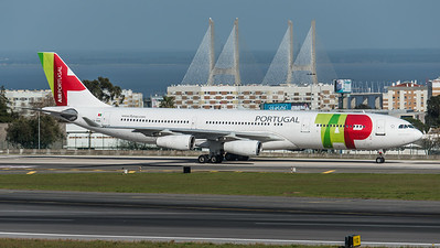 TAP / Airbus A340-312 / CS-TOC