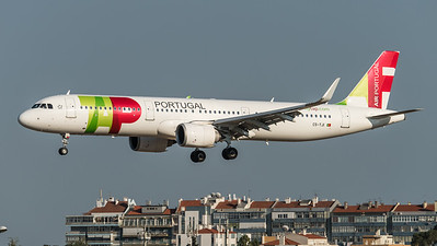 TAP / Airbus A321-251N / CS-TJI