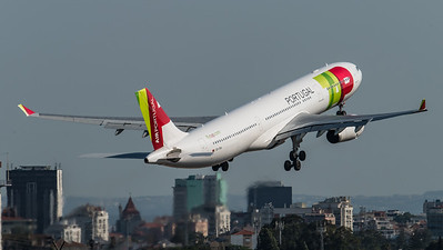 TAP / Airbus A330-343 / CS-TOU
