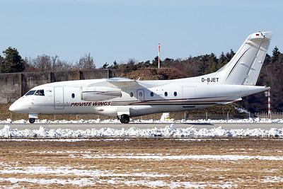 Private Wings / Dornier 328JET / D-BJET