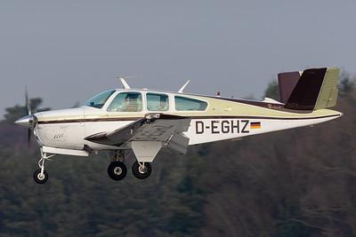 Private / V35 Bonanza / D-EGHZ
