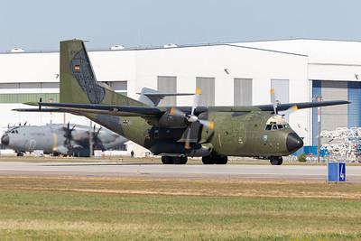 Germany Air Force / C-160 Transall / 50+40