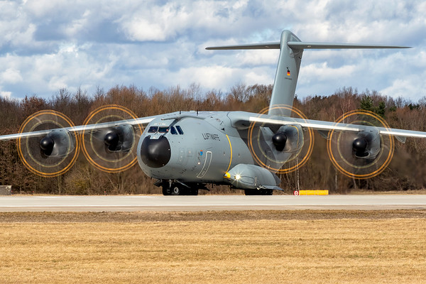 Germany Air Force / A400M / 54+24