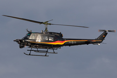 Germany Army / Bell UH-1D / 98+98