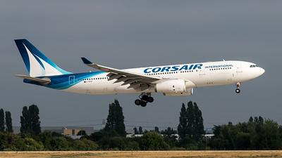 Corsair / Airbus A330-243 / F-HCAT