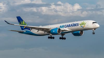 Air Caraibes / Airbus A350-941 / F-HNET