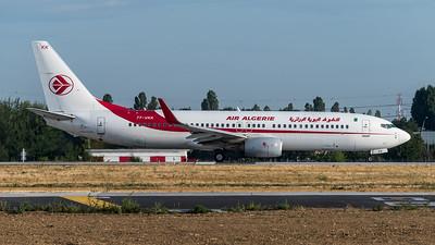 Air Algerie / Boeing B737-8D6 / 7T-VKK
