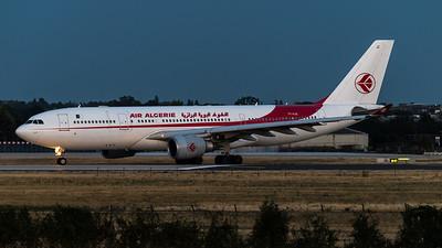 Air Algerie / Airbus A330-202 / 7T-VJZ