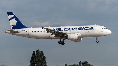 Air Corsica / Airbus A320-216 / F-HZFM