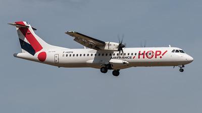 HOP Air France / ATR 72-600 (72-212A) / F-HOPN
