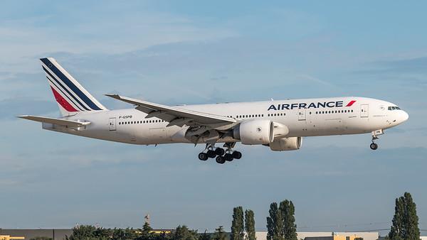 Air France / Boeing B777-228(ER) / F-GSPB