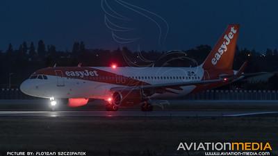 EasyJet Europe / Airbus A320-214(WL) / OE-IJD