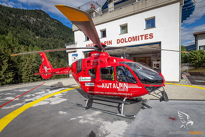 Aiut Alpin Dolomites / H135 / I-AIUT