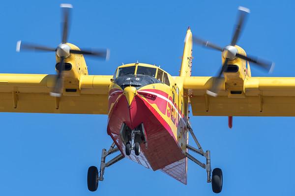 Securite Civile / Canadair CL-415 / F-ZBFY 35