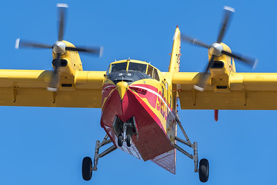 Securite Civile / Canadair CL-415 / F-ZBFY 35