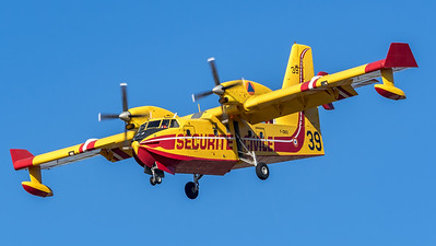 Securite Civile / Canadair CL-415 / F-ZBEG 39