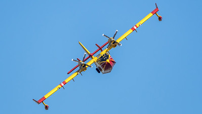 Securite Civile / Canadair CL-415 / F-ZBFX 34