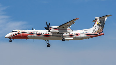 Securite Civile / Bombardier Dash 8 Q400 MR / F-ZBMC 73