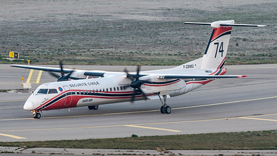 Securite Civile / Bombardier Dash 8 Q400 MR / F-ZBMD 74