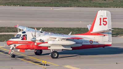 Securite Civile / Conair S-2 Turbo Firecat / F-ZBET 15