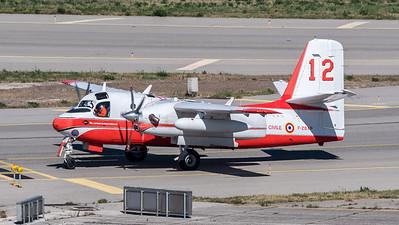 Securite Civile / Conair S-2 Turbo Firecat / F-ZBAP 12