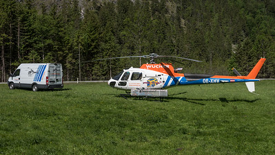 Wucher Helicopters / Airbus Helicopters AS 350 B3 / OE-XHV
