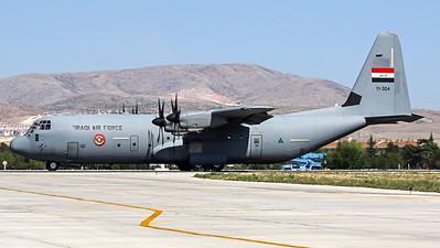 Iraqi Air Force / Lockheed C-130J Hercules / YI-304