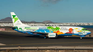 Binter Canarias / Boeing B737-4Q8 / EC-INQ