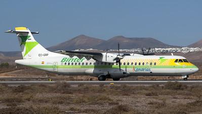 Binter Canarias / ATR 72-200 / EC-GRP