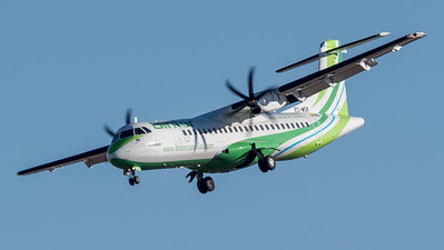 Binter Canarias / ATR 72-600 / EC-MSK
