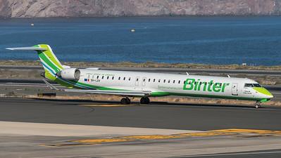 Binter Canarias / Canadair CRJ-1000 / 9H-LOV
