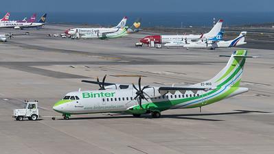 Binter Canarias / ATR 72-600 / EC-MXQ