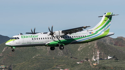 Binter Canarias / ATR 72-500 / EC-KRY