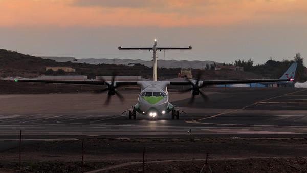 Binter Canarias / ATR-72-600 / EC-NGF