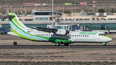 Binter Canarias / ATR-72-600 / EC-NGG