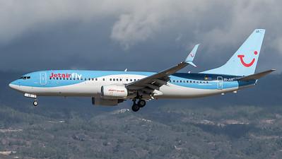 JetairFly / Boeing B737-8K5 / OO-JLO