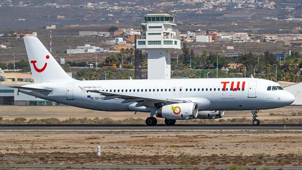 TUI (Orange 2 Fly) / Airbus A320-232 / SX-ODS