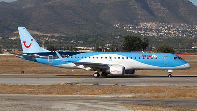 Jetairfly / Embraer E190STD / OO-JEM